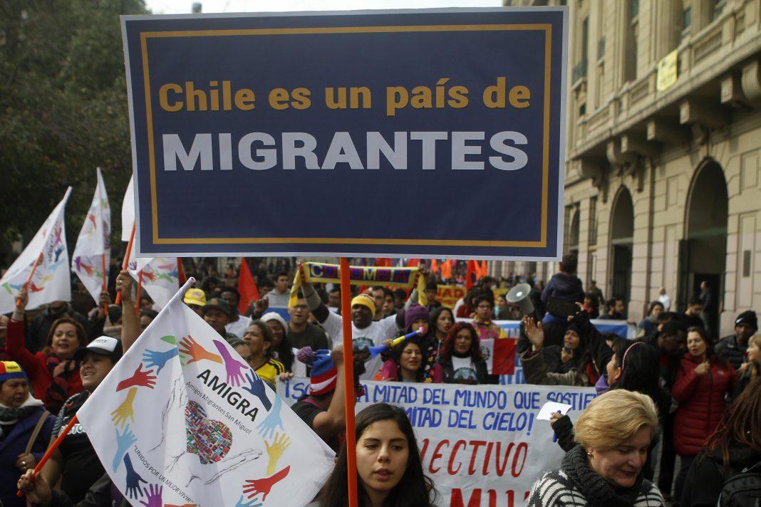 Declaración pública sobre el requerimiento ante el TC que declara 7 normas  inconstitucionales en la ley de migración y extranjería – PC CHILE